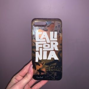 iPhone case, fits iPhone 7+ & 8+